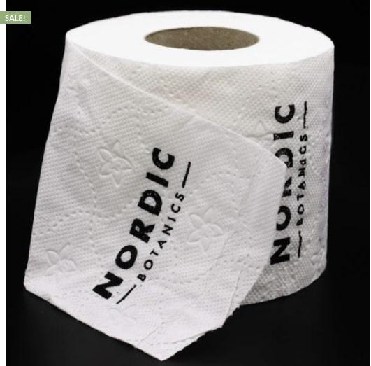 Papier toilette Nordic Botanics