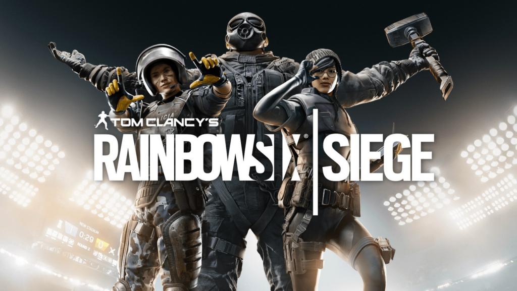 Affiche du jeu Rainbow six