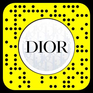QR code Dior