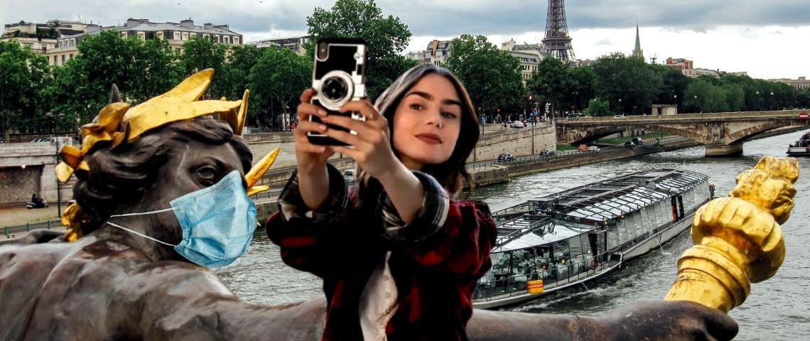 Emily in Paris : ces mèmes hilarants qui rendront le couvre-feu moins douloureux