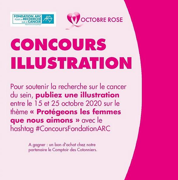 Visuel de l'opération #concoursfondationarc