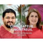 4 réfugés entrepreneurs qui ont été accompagné par l'incubateur à Montreuil