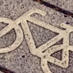 Logo des pistes cyclables