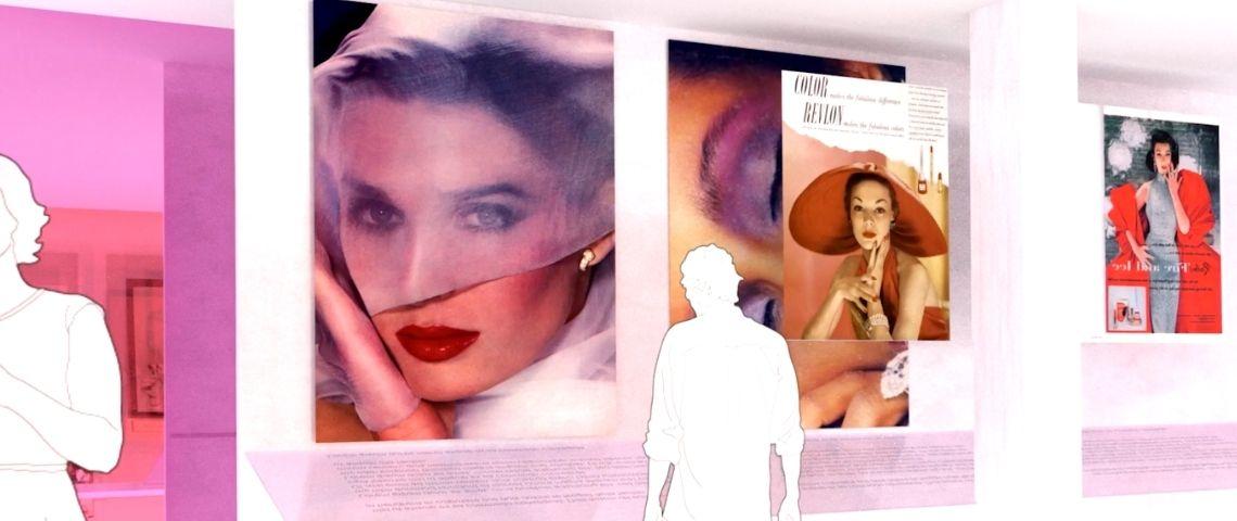 Le musée du maquillage : nouveau lieu instagrammable à la mode (mais pas que)