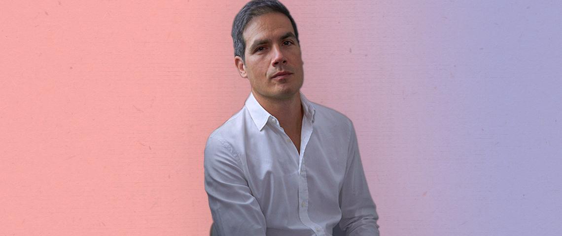 portrait de Mathieu Gallet