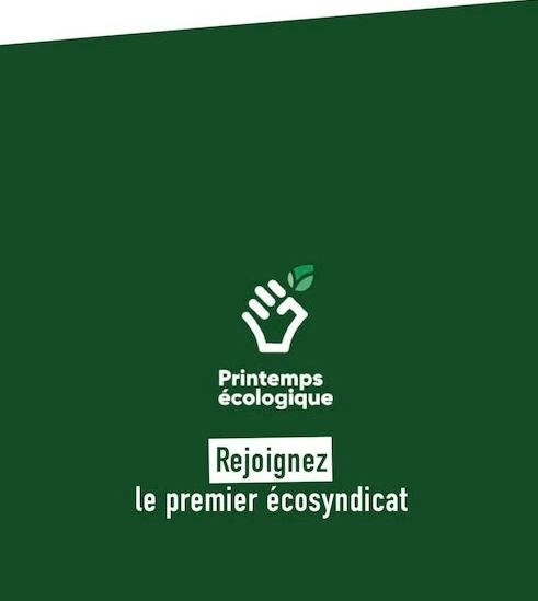 Logo Printemps Ecologique