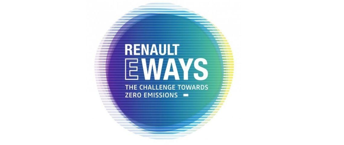 Logo « Renault eWays »