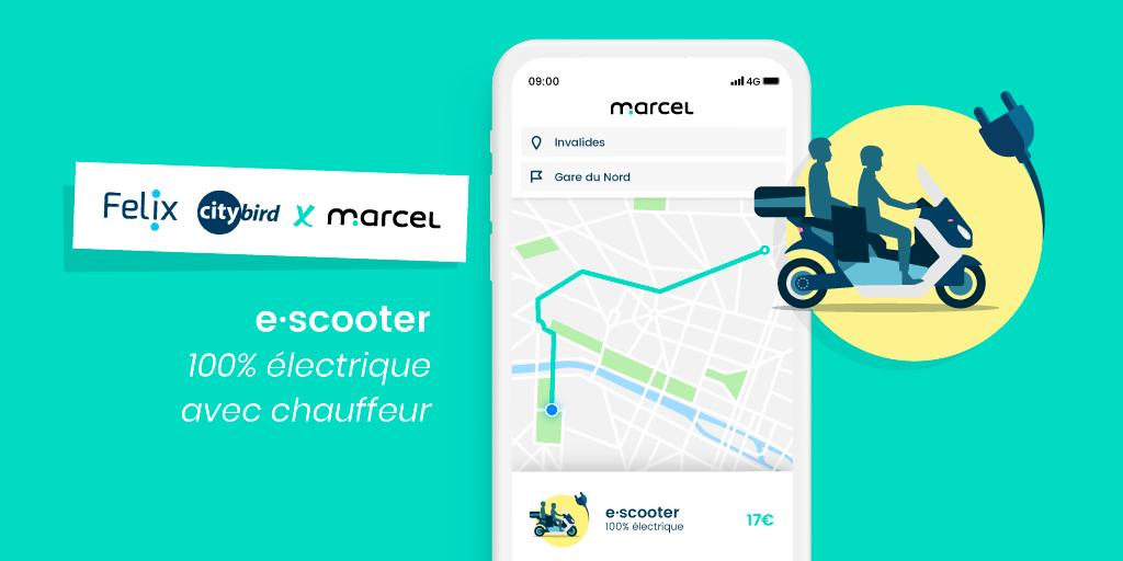Application Marcel