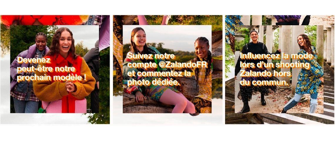 Compte Instagram Zalando