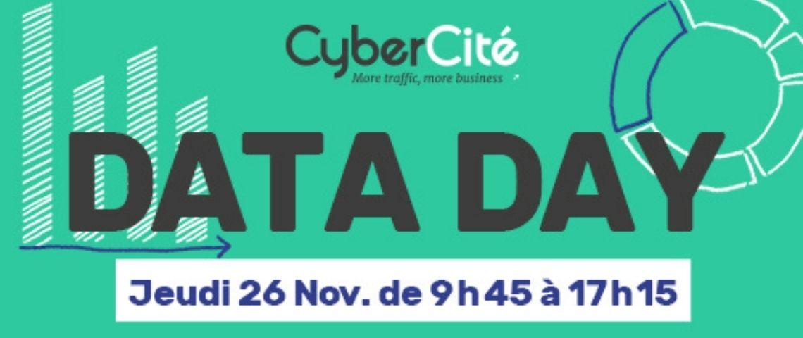 Data Day : CyberCité organise une journée complète de webinars dédiée à la data