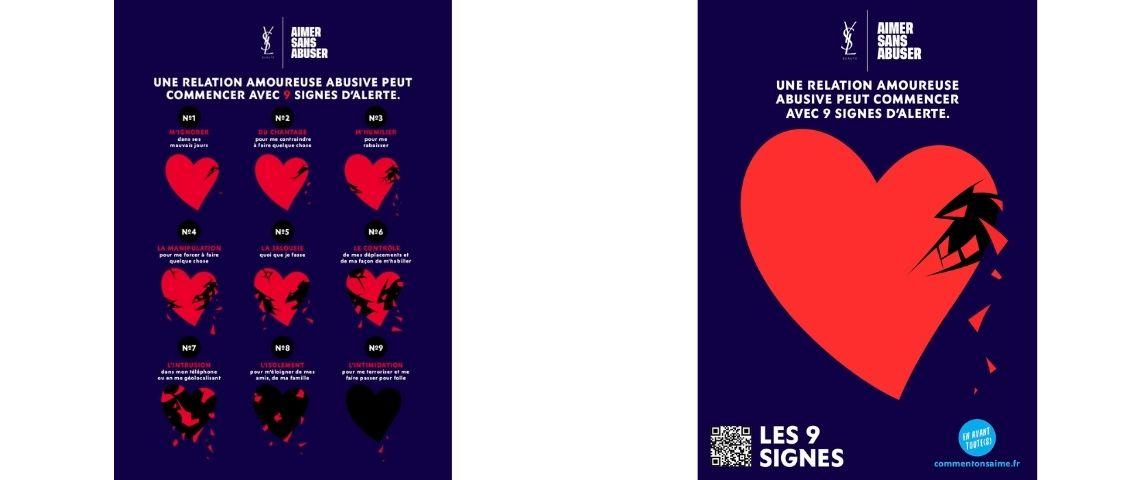 Logo du programme  - Aimer sans abuser -