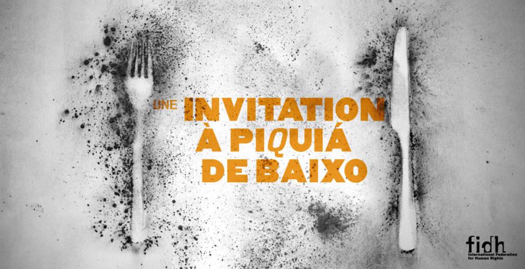 Invitation a Pixia de Baixo