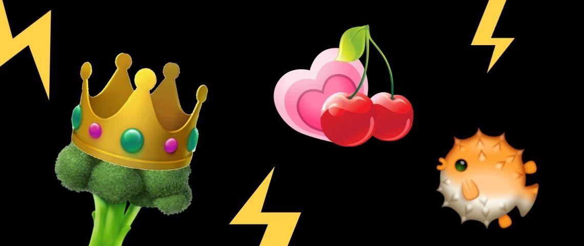 Brocolis, poissons-lunes… les emojis sont la langue préférée des criminels