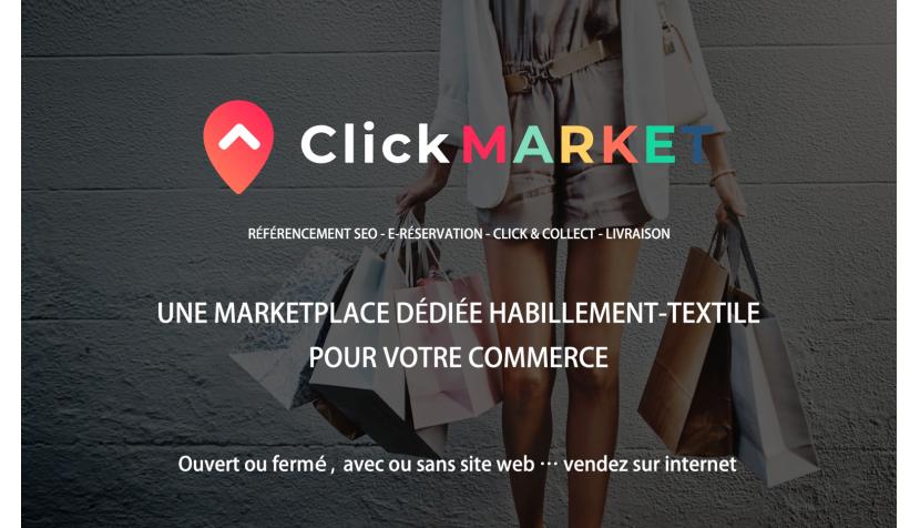 Logo ClickMarket