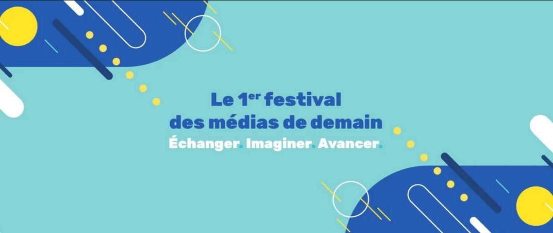 Lofo du Festival  - médias en Seine -