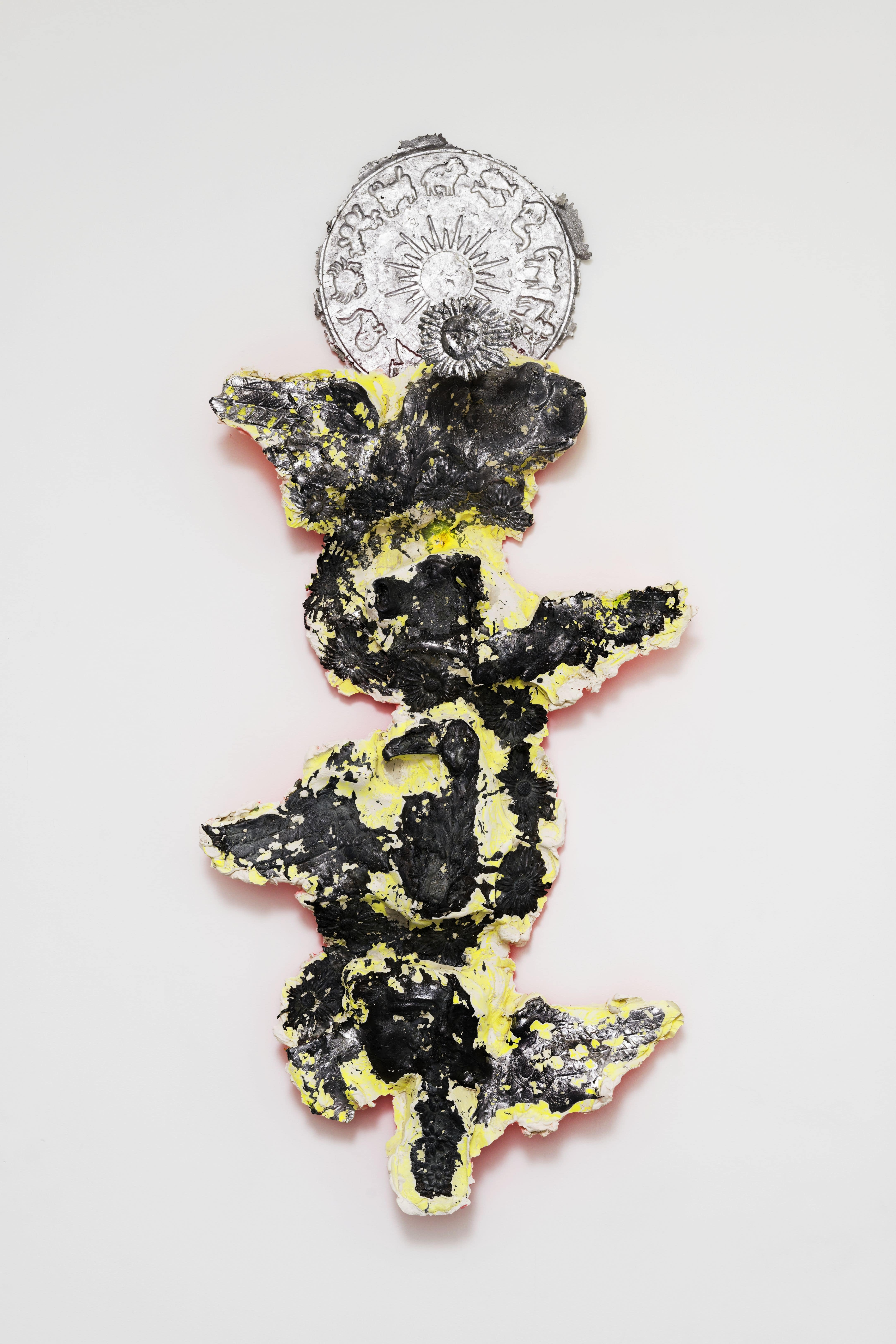 Jean Baptiste Janisset, Le Tétramorphe, 2019