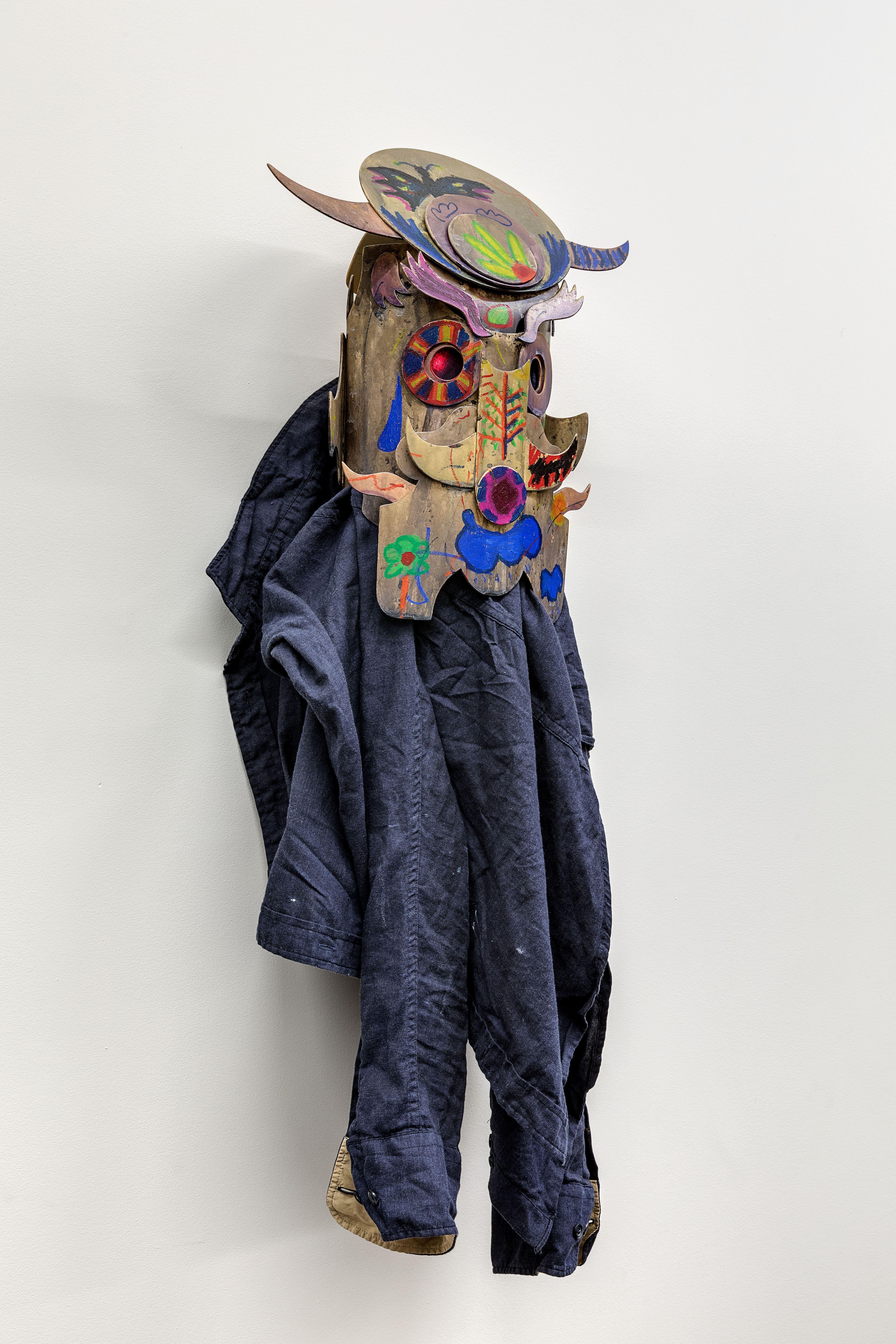 Matthieu Haberard, Insomnie les portes ouvertes, 2018