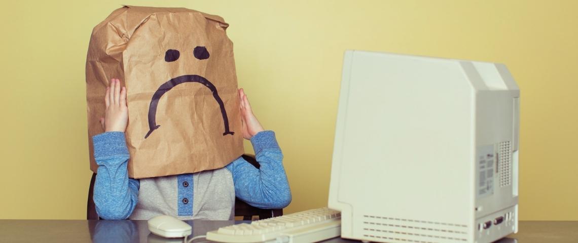 La tristitude, c'est quand tu peux plus sortir de chez toi sans un masque