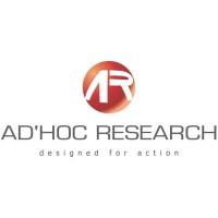 AD'HOC RESEARCH