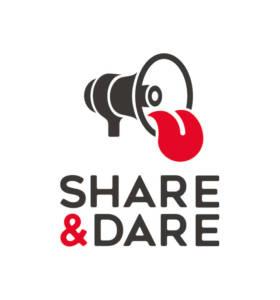 SHARE & DARE