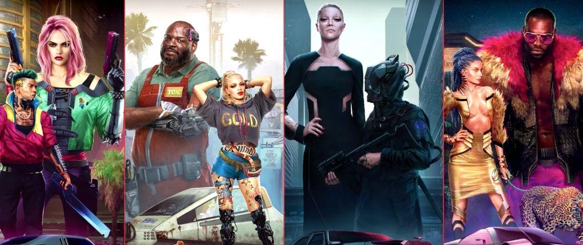 Kitsch, néo-militarisme… comment le jeu Cyberpunk 2077 nous rhabille pour le futur
