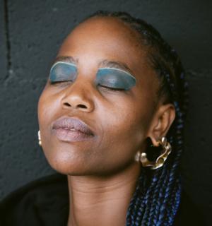 Portrait de Dorothée Munyaneza