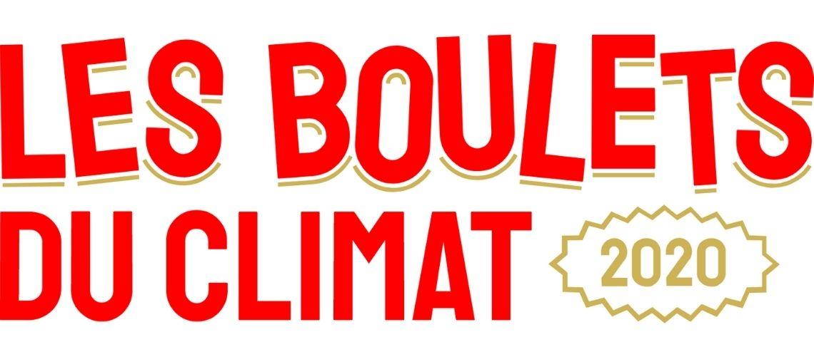 Logo les Boulets du Climat 2020