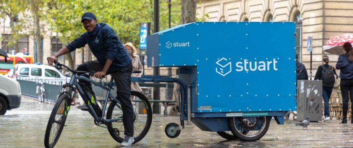 Vélos cargos Stuart