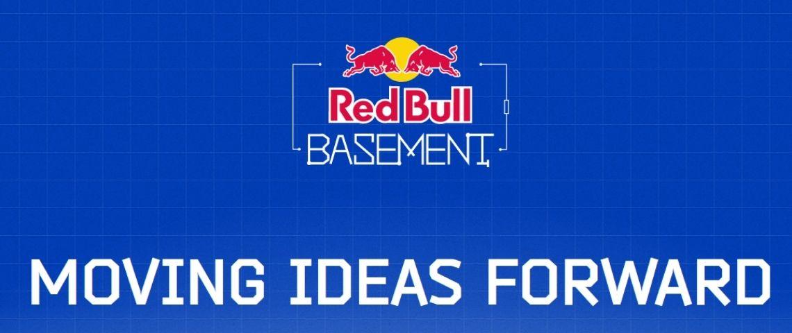 Logo Red Bull Basement
