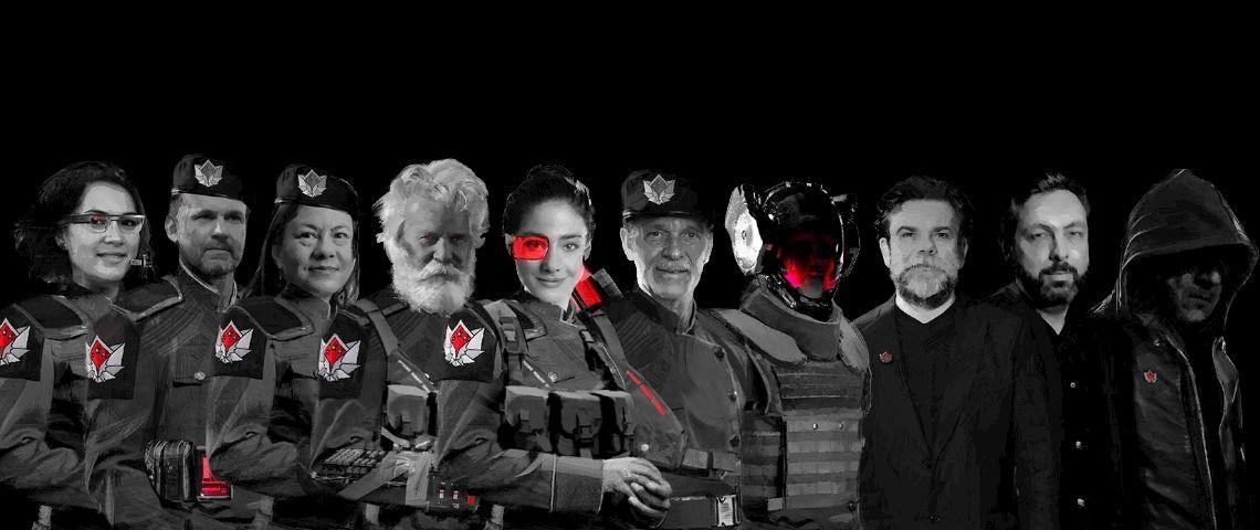 La « Red Team », cellule de science-fiction de l'armée française, imagine les pires dystopies