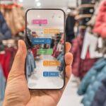 Une application sur smartphone qui fournit des informations en temps réel sur des articles en magasin