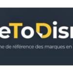 Logo Time To Disrupt