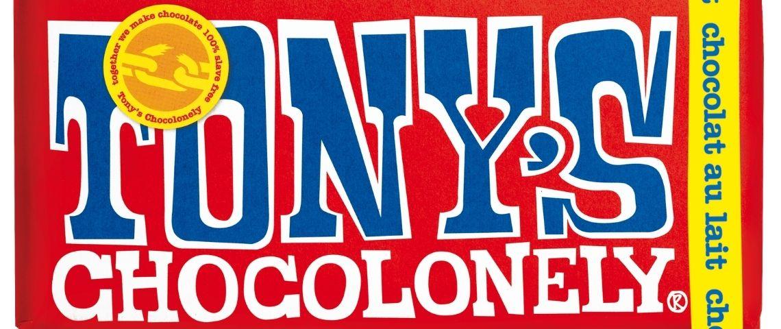 Tablette de chocolat Tony's Chocolonely