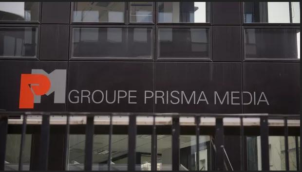 Siège de Prisma Média