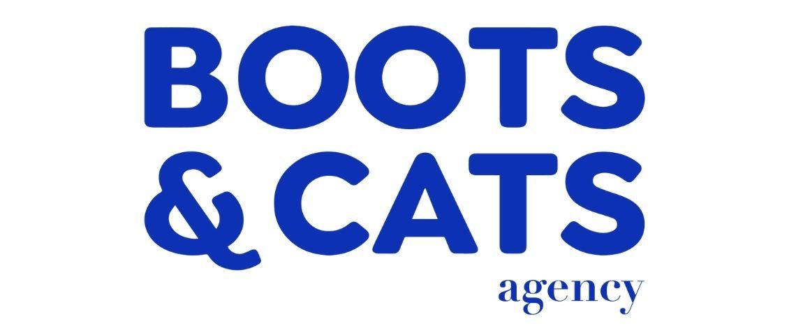 Logo Boots & Cats