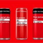 Canettes de Coca-Cola