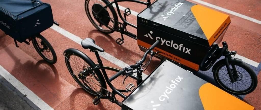 Vélo de réparation Cyclofix