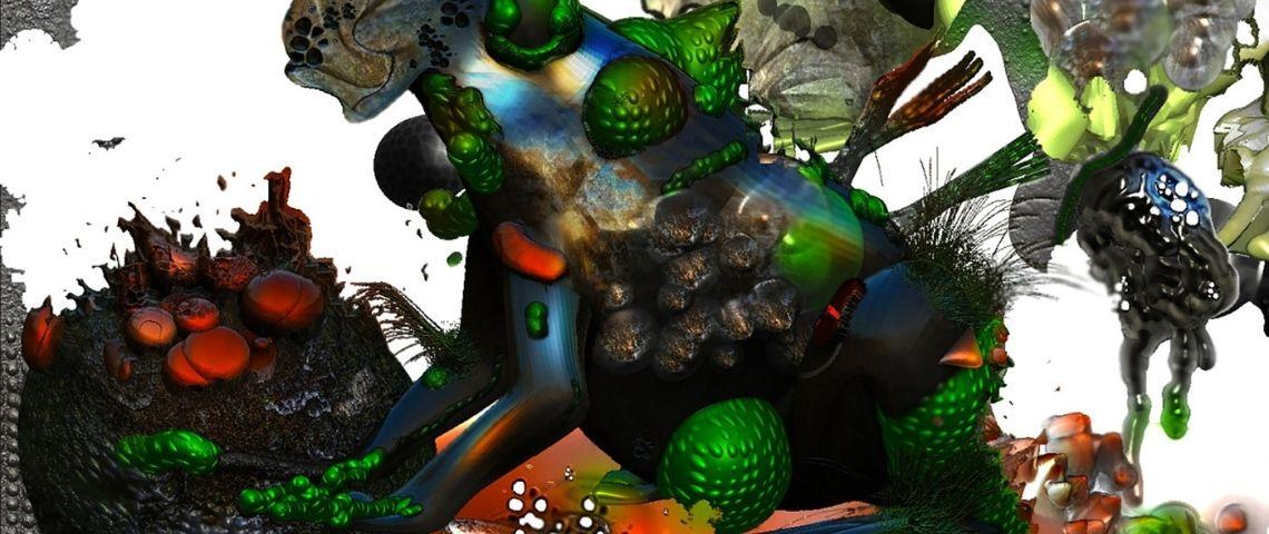 6 artistes qui travaillent l'esthétique du virus