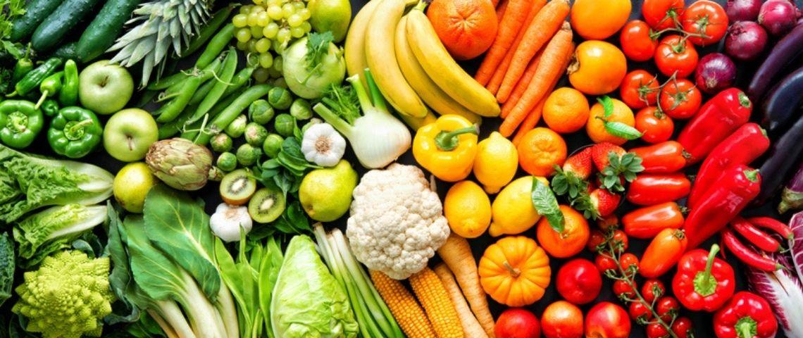 Des légumes en vrac
