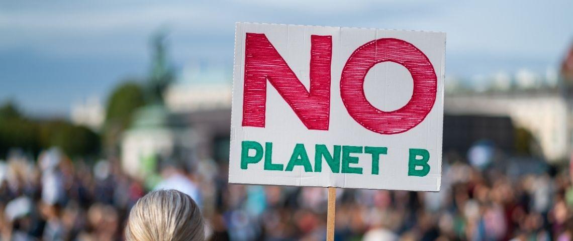Affiche No Planet B