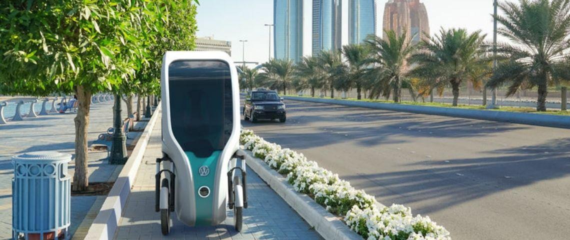 Le Wello Pick-Up à Dubaï