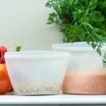 Des sacs de conservation alimentaires