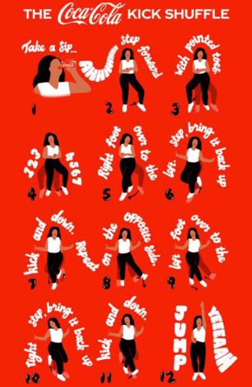 Danse Coca-Cola