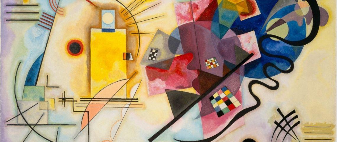 À tester : voir les sons et entendre les couleurs de Kandinsky... depuis son salon