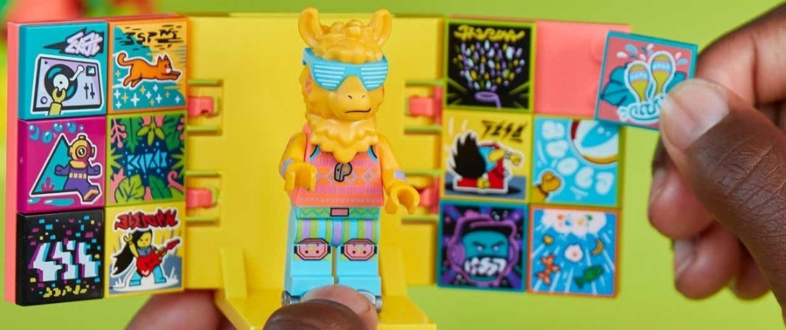 Lego lance son TikTok en réalité augmentée