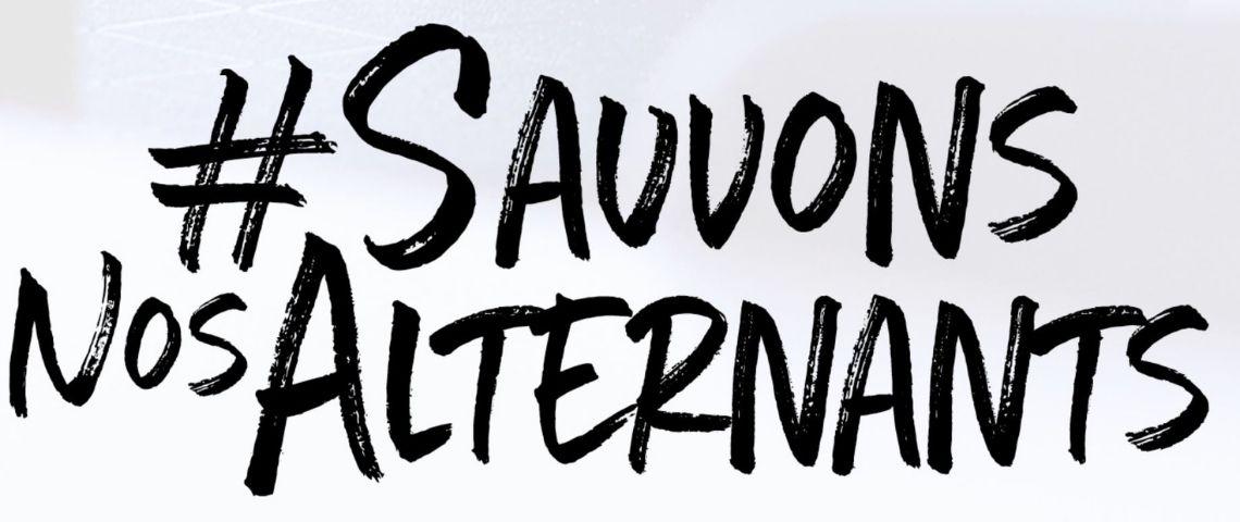 Logo Sauvons Nos Alternants