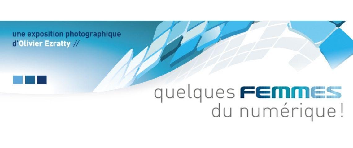 Logo de l'association Quelques Femmes du Numérique !