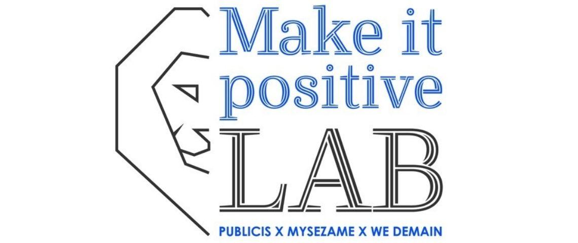Logo Make It Positive LAB