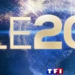 Logo JT de 20h de TF1