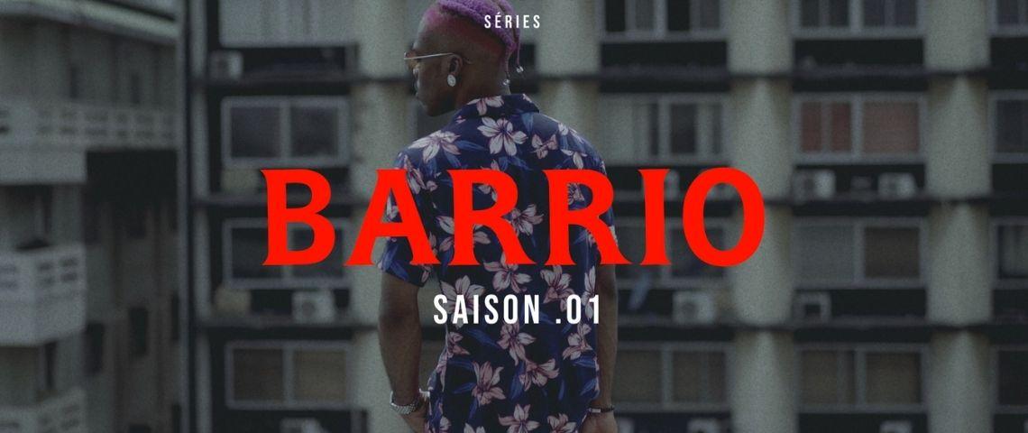 Affiche de la série Barrio - Sainson 01